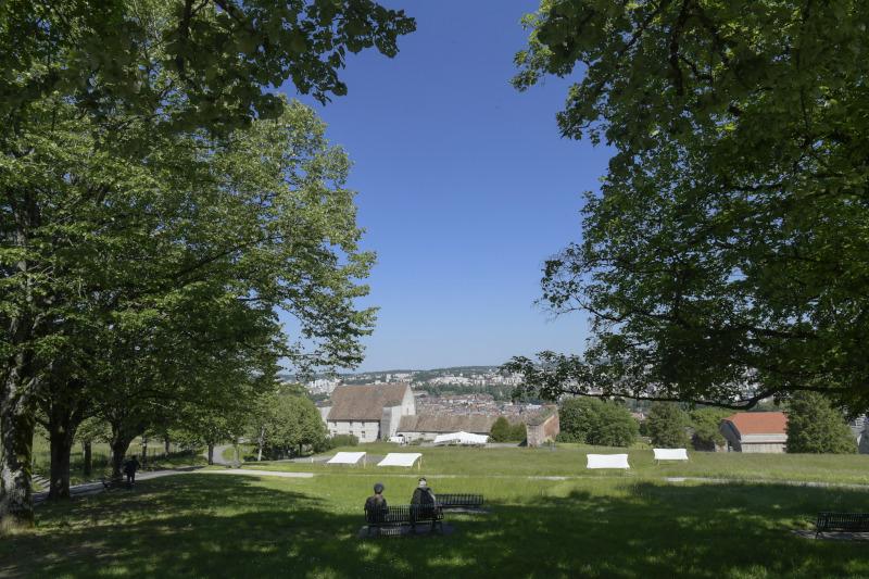 Citadelle parc Saint-Etienne
